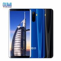Elephone U 4G Smartphone Face ID 5.99'' Android 7.1 MTK6763 Octa Core 4GB 64GB 13MP