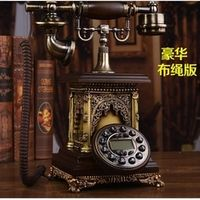 Fashion antique telephone vintage telephone/caller id Hands-free/backlit