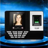 ZJMZYM DF310 attendance fingerprint card recognition sign machine brush face work