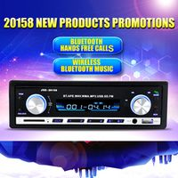 12V Car Radio Stereo MP3 Auto With Bluetooth AUX FM USB Cassette Recorder Autoradio