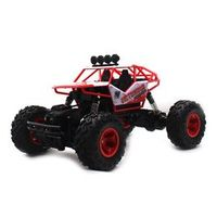 2.4G 4WD Electric RC Car Rock Crawler Remote Control Toy Cars On The Radio Controlled 4x4 Drive Toys For Boys Kids Gift 6255
