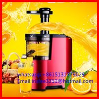 100% Original Slow Juicer Fruit Vegetable Citrus Low Speed Cold Press Juice Extractor Free Shipping