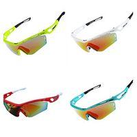 ROBESBON Unisex Outdoor Bicycle Bike Riding Polarized Glasses Sunglasse Goggles