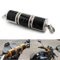 Msanzeo Motorcycle Motorbike Bluetooth Audio Sound System MP3 FM Radio Stereo