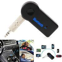 Geartronics 3.5MM Jack Bluetooth AUX Audio Music Receiver Car Kit Wireless Speaker