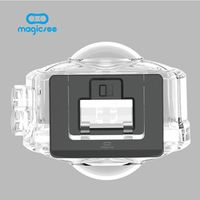 Magicsee Outdoor Sport Action Camera Waterproof Case for P3