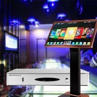 HD-HYNUDAL Chinese Karaoke Player Sing Machine 2TB HDD System 40K KTV MTV Songs 1080P