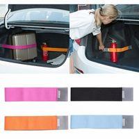 QILEJVS 1Pc 40/60/80cm Universal Car Trunk Elastic Stickers Content Bag Storage