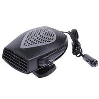 VODOOL 12V Car Vehicle Portable Heating Cooling Fan Defroster Demister for Easy Snow