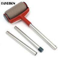 FAVRISON Multifunctional Household Use Wall Decorative Paint Roller DIY Easy to Tool