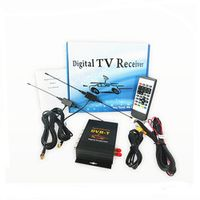 safetyleader 4 Video output antenna DVB-T MPEG-4 Digital Dual Tuner Receiver Mini TV