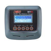 SKYRC AC 100-240V DC 11-18V 1-15S 2x 100W Dual Balance