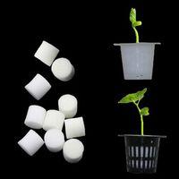 Adhere To Fly Hydroponic Vegetables Pots Nursery Sponge