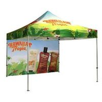 Customized pop up tent for trade show 14kgs Stainless steel