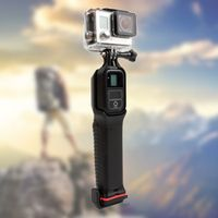 Floating Floaty Waterproof Diving Remote Handheld Selfie Stick Pole For GoPro