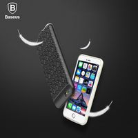 Baseus 6s plus 2500/3650mAh Magnetic Portable Power Bank Charger Case For iphone