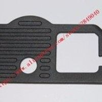 Original New Base Bottom Grip Rubber For Nikon D300 D300S D700 Camera with TAPE
