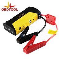 ObdTooL Emergency Car Jump Starter 50800mAh for Petrol 12v Portable Auto Jump Starter