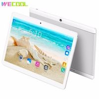 10 inch Android 7.0 WeCool 3G Mobile Calling IPS 1280x800 16GB Quad Core Tablet PC