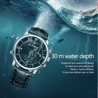 LNOP A7 Smart Watch Bluetooth Waterproof Health Monitor Noctilucent man reloj sport