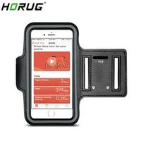 HORUG Waterproof Sports For iPhone xs max Running Armband Case Holder For Phone