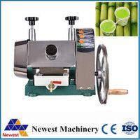 Manual stainless steel multi-purpose commercial sugarcane juice machine Sugar cane juice extractor squeezer