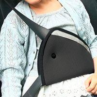 kumary Safe Fit Seat Belt Sturdy Car Safety Belt Adjust Device Triangle Child