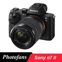 Sony A7 II Alpha A7 Mark II Mirrorless Digital Camera with Sony FE 28-70mm f/3.5-5.6 OSS Lens