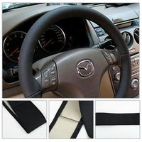 CATUO 2018 Universal Car-stying Anti-slip Breathable PU Leather DIY