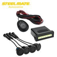 Steel Mate 100% Steelmate Ebat C1 4 Sensors Parking Assistant Reverse Radar Alert