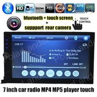 VIGORTHRIVE MP5 car radio 2 DIN Bluetooth 7 inch MP4 player with remote control