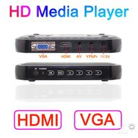 Playvision Full HD 1080P Mini Autoplay SD/U Disk HDMI VGA Media Player with retail