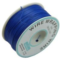 MYLB-0.25mm Wire-Wrapping Wire 30AWG Cable 305m New (Blue)