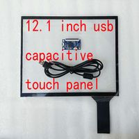 BiNFUL 12.1 USB interface capacitive touch panel