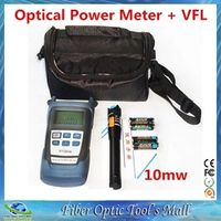 Ruiyan RY3200A Optical Power Meter Fiber Optic Laser Pen Tester Visual Fault Locator
