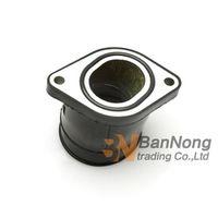 Free Shipping Motorcycle Dirt Carburetor adapter Interface glue For Yamaha TTR250 TT250R TTR 250 TT 250 R