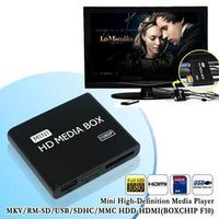 VOXLINK mini HDMI Media Player 1080P Full HD TV Video multimedia box support