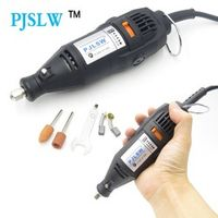 PJLSW 220V/110V 180W Dremel Style Electric Rotary Tool Variable Speed Mini Drill