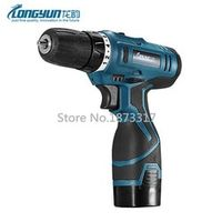 16.8V Electric screwdriver Lithium Battery Drill Rechargeable Parafusadeira Furadeira