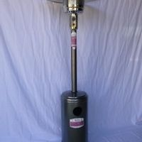 CA CSA certificated outdoor gas patio Grey sliver heater