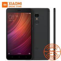 "Global Version Xiaomi Redmi Note 4 Mobile Phone 4GB RAM 64GB ROM Snapdragon 625 Octa Core CPU 5.5"" 1080p Display 13MP CE"