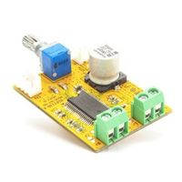 FalcoMaster AMP - TDA138-E Stereo Class D Digital Amplifier Board 2*20W 9-14V DIY