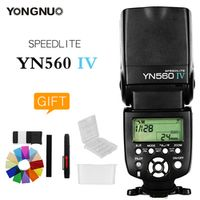 YONGNUO YN560 IV Wireless Flash Speedlite Master Slave Built-in for Canon Nikon