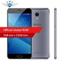 Original Meizu M5 NOTE 5 3GB RAM 32GB Global ROM 5.5 inch 1080P Helio P10 Octa Core