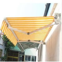 2*1.5M Outdoor Gazebos Telescopic sheds Waterproof Folding