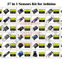 TW 37 IN 1 SENSOR KITS Works with Official for Arduino