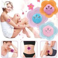 lectronic Body massager Mini Losing Weight Slimming flower Massage relax Arm Leg back neck foot chest Muscle Massager