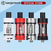 Kanger Toptank Mini Atomizer 4.0ml Top Refilling Sub Ohm Tank with  Delrin Drip Tip for free shipping