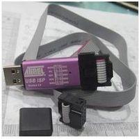 ESHAKHARE 2PCS 1pcs USBASP 1 pcs download cable .. USBISP AVR Programmer USB ATMEGA8