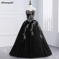 aixiangsha Quinceanera Dresses Sweet 16 Dresses Ball Gown